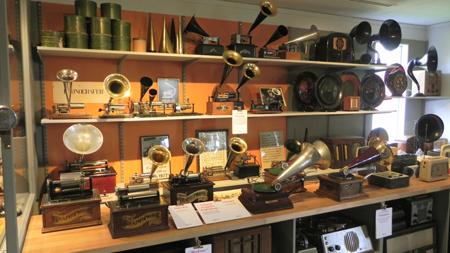 Frasses & Mariannes musikmuseum